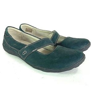 Clarks Collection Womens Black Mary Janes Size 11